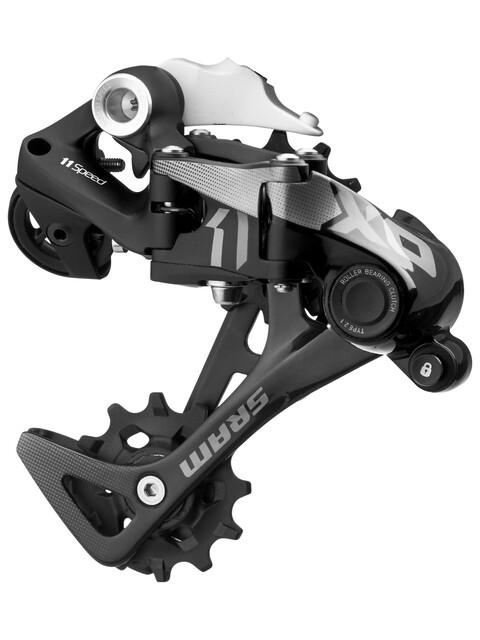 SRAM X01 Type 2.1 - Dérailleur arrière - 10 vitesses cage longue noir